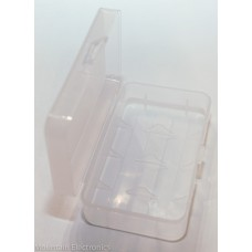 2 x 20700 Plastic Storage Case