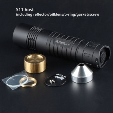 Convoy S11 Flashlight Host