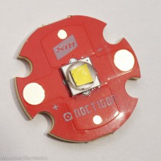 CREE XM-L2 T6 4C LED on Noctigon 20mm MCPCB