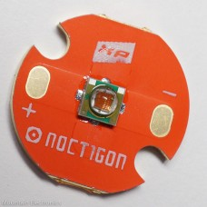 CREE 660nm XP-E on 16mm Noctigon MCPCB