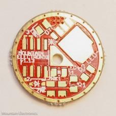 17mm Single-Sided FET Driver PCB - V1.13 - MTN-17DD - 1.6mm