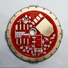 20mm Single-Sided FET+7135 Driver PCB - V1.13 - MTN-20DDm