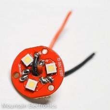 (3) CREE XP-L High-Intensity V2 5D LEDs on NOCTIGON 3XP MCPCB + PRE-BRIDGED