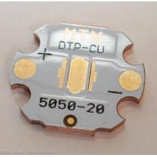 MTN 5050 20mm Copper MCPCB