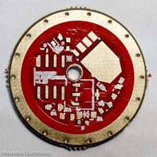 22mm Single-Sided FET+7135 Driver PCB - V1.13 - MTN-22DDm