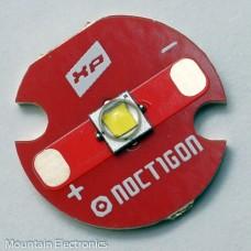 CREE XP-G2 S4 3D LED on Noctigon 16mm MCPCB