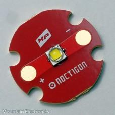 CREE XP-G2 S4 5D LED on Noctigon 20mm MCPCB