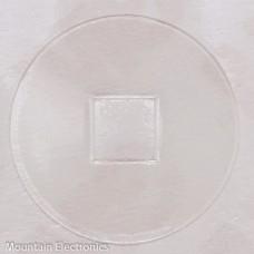 CREE XP Series 15mm OD Translucent Insulation Gaskets (XP-G2, XP-E2, XP-L)